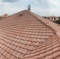 Residential roofing in Laredo